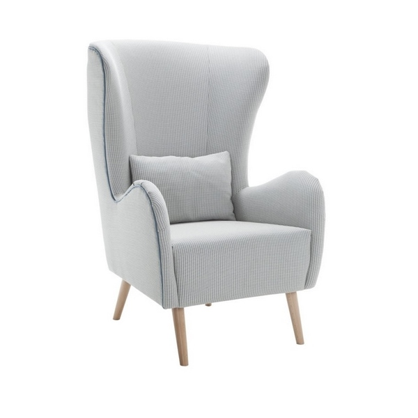 Wing 2 Armchair