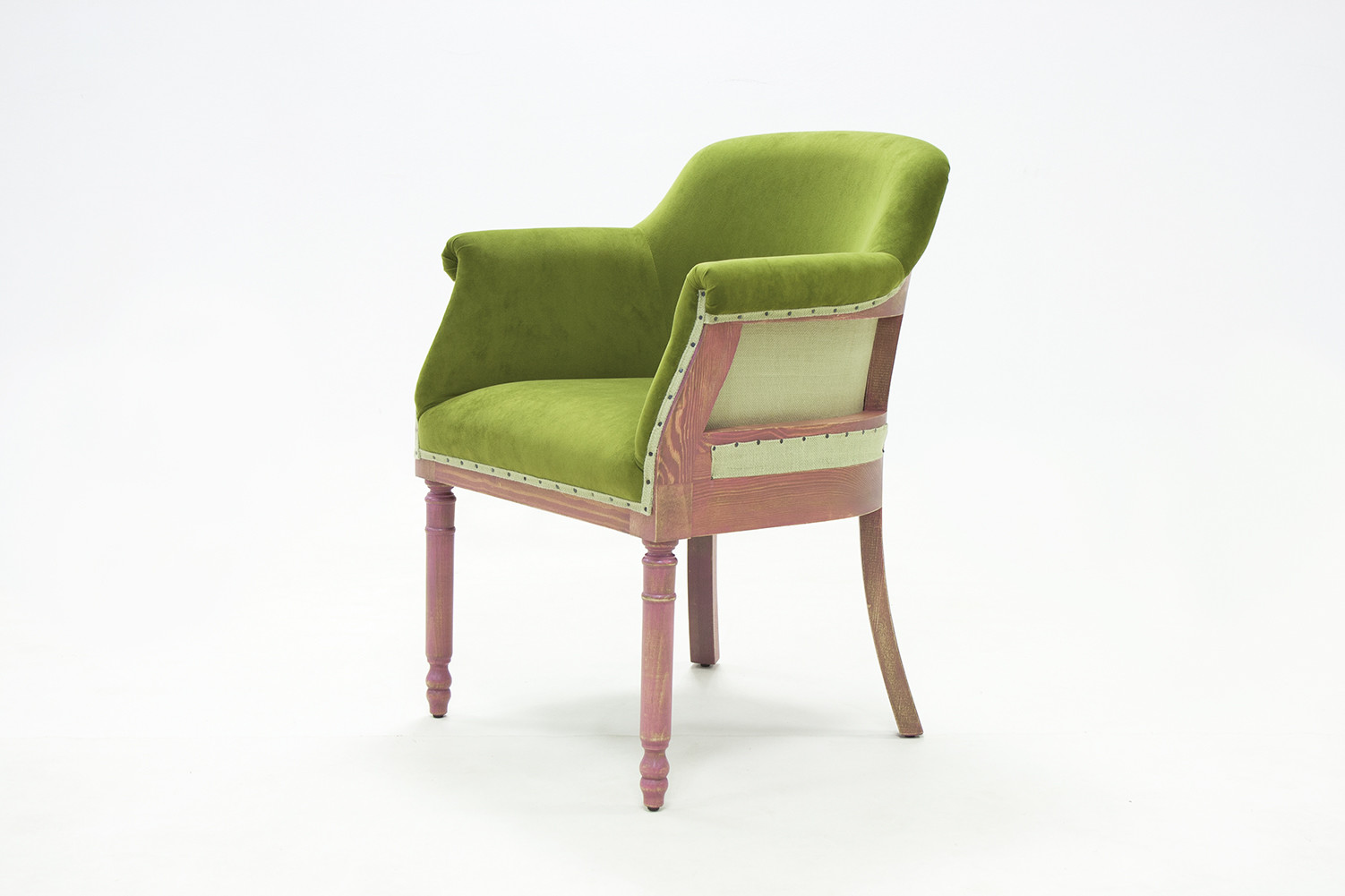 Paris Build down Armchair