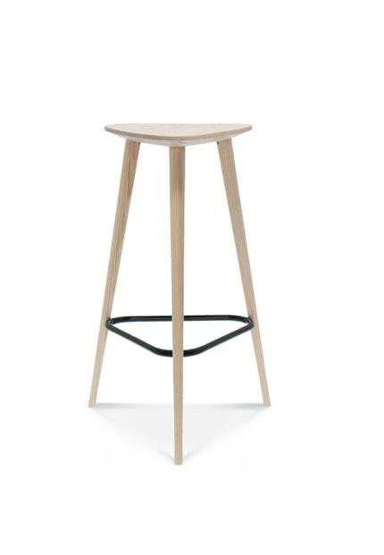Fin High stool