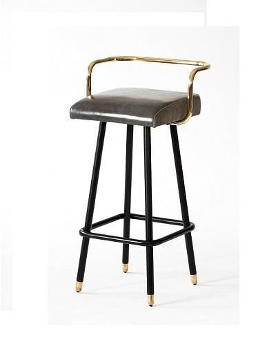 Armrest-B / Bar Stool