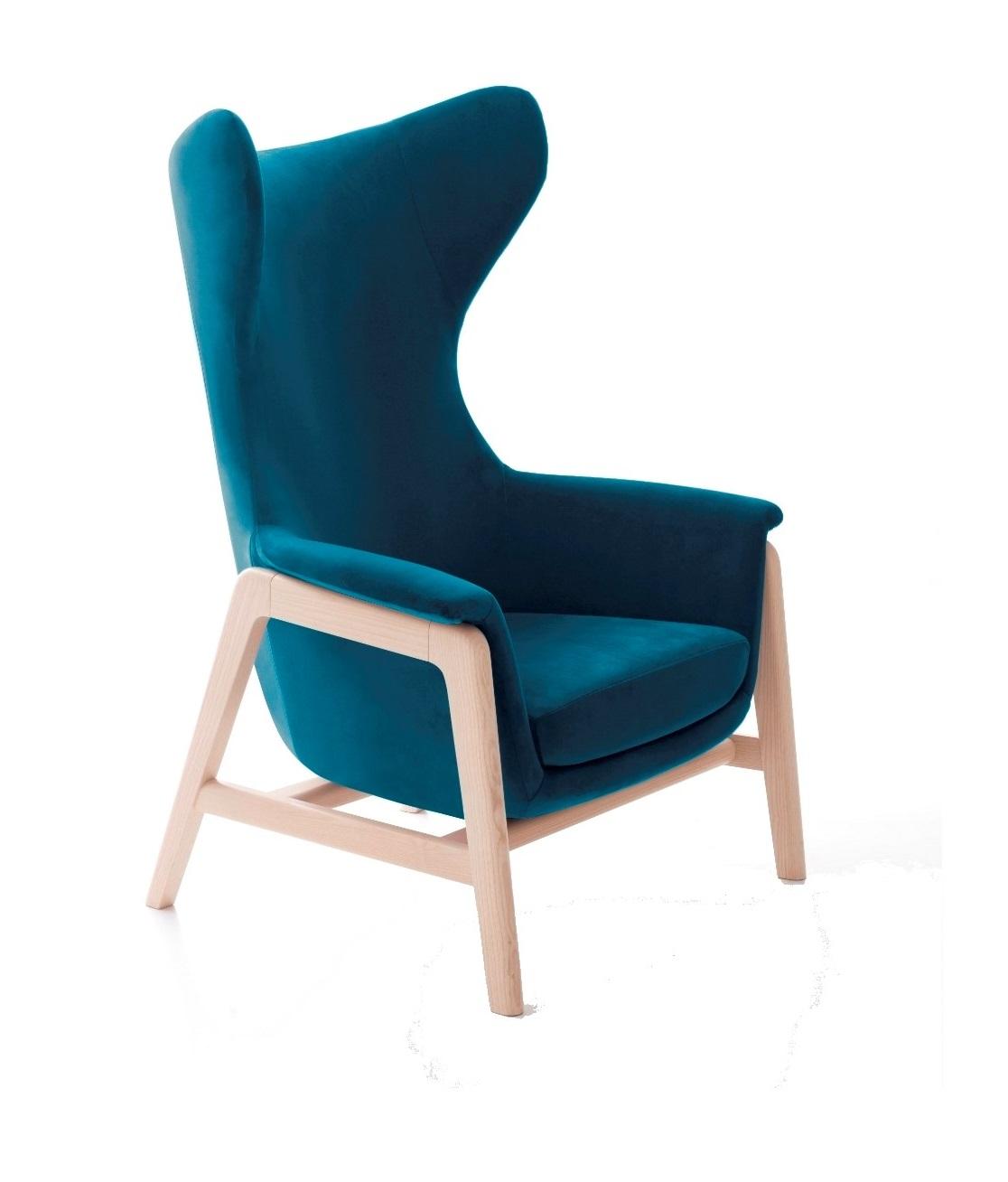 Cloud Lounge Chair High Back