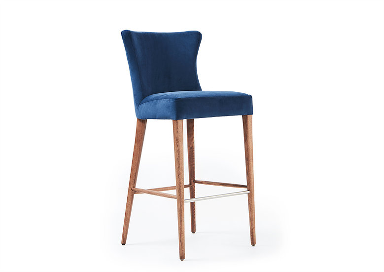 Cross Bar Stool