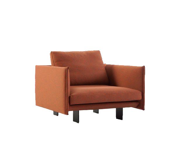 Deep Armchair