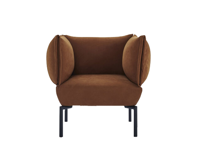 Click Upholstered Armchair