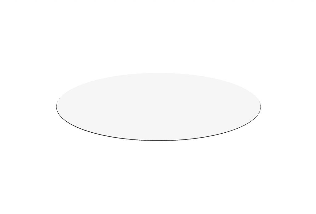 Tolup Round Table Top